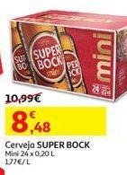 Oferta de Cerveja Super Bock por 8.48€