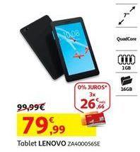 Oferta de Tablet Lenovo por 79.99€