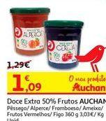 Oferta de Doceria Auchan por 1.09€