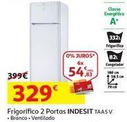 Oferta de Frigorífico Indesit por 329€