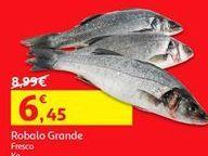 Oferta de Robalo por 6.45€