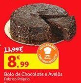 Oferta de Bolo de chocolate por 8.99€