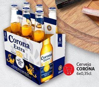 Oferta de Cerveja Corona por