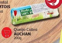 Oferta de Queijo de cabra Auchan por