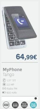 Oferta de Telemóvel por 64,99€