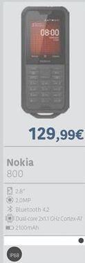 Oferta de Telemóvel por 129,99€