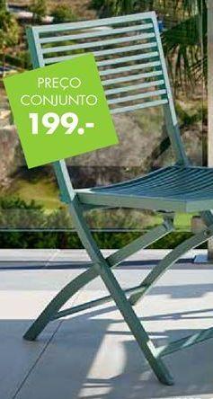 Oferta de Cadeira de jardim por 59€
