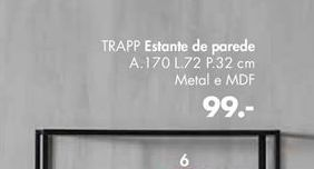 Oferta de Estante por 99€