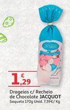 Oferta de Chocolates jacquot por 1,29€