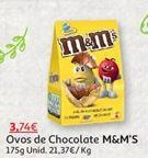 Oferta de Chocolates M&M's por 3,74€
