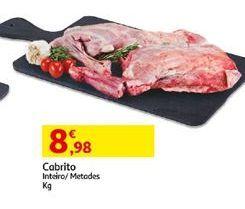 Oferta de Cabrito por 8,98€