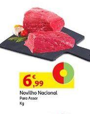 Oferta de Carne bovina por 6,99€