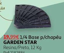 Oferta de Base para guarda sol por 19,99€
