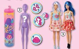 Oferta de Boneca Barbie por 19,99€