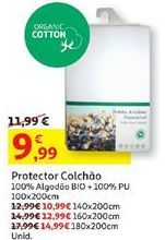 Oferta de Protetor de colchão por 9,99€