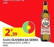 Oferta de Azeite extravirgem Oliveira da Serra por 2,39€