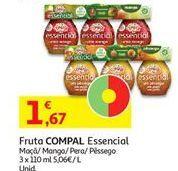 Oferta de Polpa de frutas Compal por 1,67€