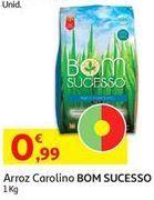 Oferta de Arroz Bom Sucesso por 0,99€