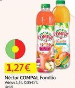 Oferta de Néctar Compal por 1,27€