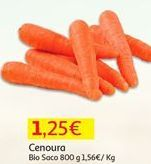 Oferta de Cenouras por 1,25€