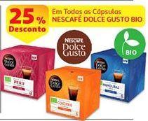 Oferta de Cápsulas de café Dolce Gusto por