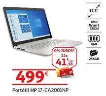 Oferta de Notebook HP por 499€