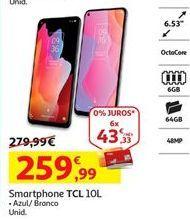 Oferta de Smartphones por 259,99€