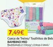 Oferta de Cuidados bebé por 7,49€