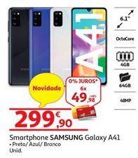 Oferta de Smartphones Samsung por 299,9€