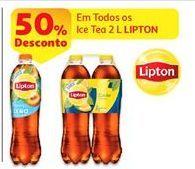 Oferta de Chá gelado Lipton por