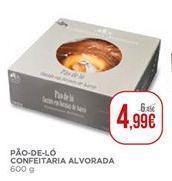 Oferta de Pão Confeitaria Alvorada por 4,99€