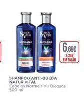 Oferta de Shampoo Natur Vital por 6,69€
