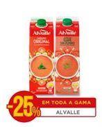 Oferta de Gaspacho Alvalle por