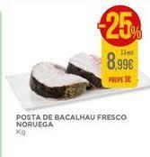 Oferta de Posta de bacalhau por 8,99€