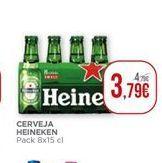 Oferta de Cerveja Heineken por 3,79€