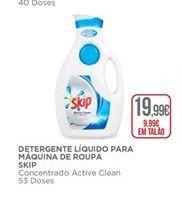 Oferta de Detergente líquido Skip por 19,99€