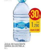 Oferta de Água Serra da Estrela por 1,29€