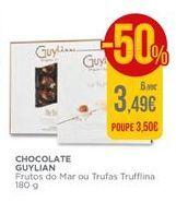 Oferta de Chocolates Guylian por 3,49€