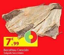 Oferta de Bacalhau por 7,99€