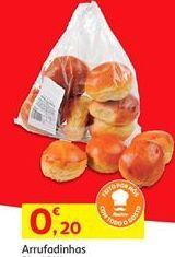 Oferta de Pão por 0,2€