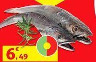 Oferta de Peixe por 6,49€