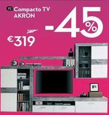 Oferta de Móvel tv por 319€