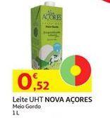 Oferta de Leite Nova Açores por 0,52€