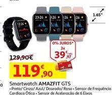 Oferta de Smartwatch por 119,9€