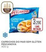 Oferta de Frutos do mar Pescanova por 1,64€