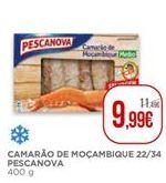 Oferta de Camarão Pescanova por 9,99€
