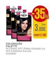 Oferta de Coloração Palette por 3,89€