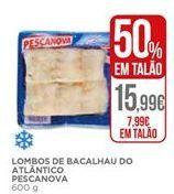 Oferta de Bacalhau Pescanova por 7,99€