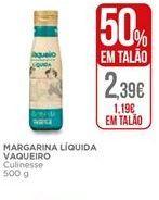 Oferta de Margarina Vaqueiro por 1,19€