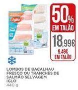 Oferta de Bacalhau Iglo por 9,49€